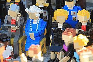Lego — великая пародия на суетность бытия