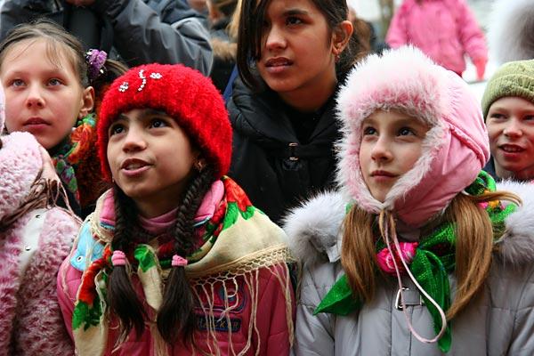 Масленица, 1 марта 2009 г.