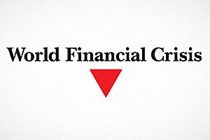Глобальный бренд Wrorld Financial Crisis от Playoff creative services