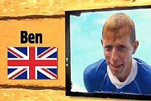 Бен Саутхол станет смотрителем островка в райском уголке планеты