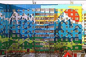 Раменское — среди таких граффити хочется жить