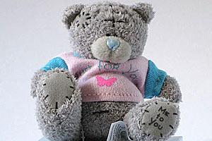 Российские дети любят мишек Тедди (фото — www.qpteddy.ru)