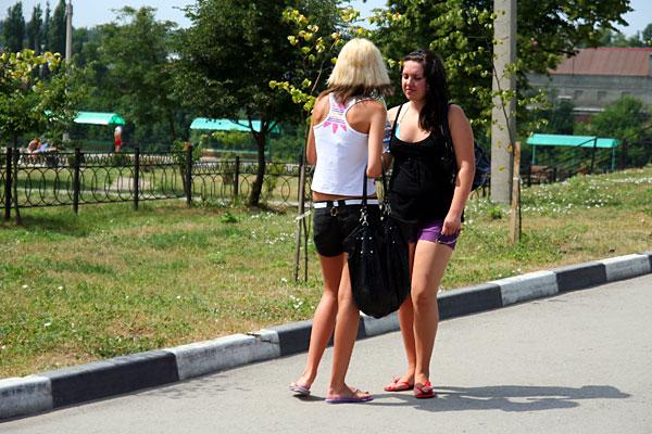 Девушки города Ельца