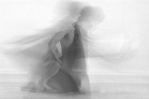 Танец. 1995 год.