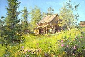 Красоты Урала в творчестве Алексея Ефремова
