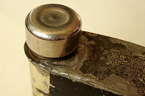 Рециклическое использование баночки из под гранулированного кофе