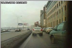 Автомобильный видеорегистратор AutoDRV