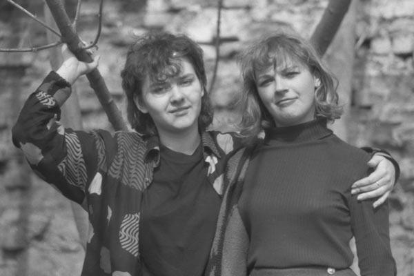 По дороге в Орел. 1996 год