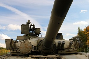 Башня танка