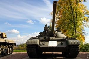 Средний танк Т-55А