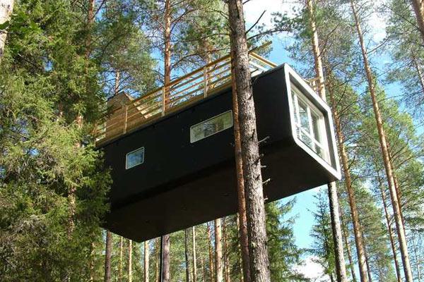Антикризисные отели в Швеции