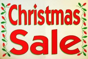 Особенность рождественских распродаж