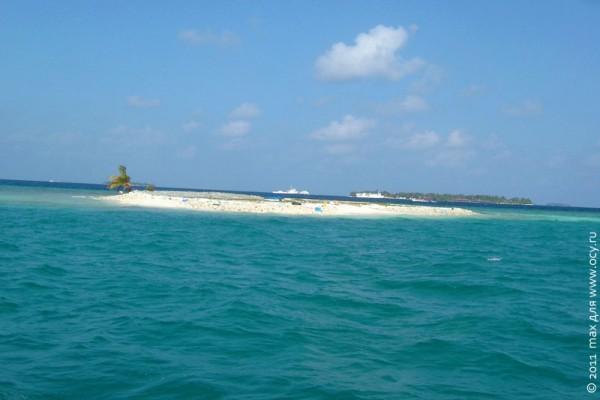 Остров, на котором отдыхала Волочкова?