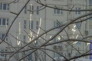 Солнце на лето, зима на мороз