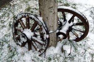 Готовь телегу зимой