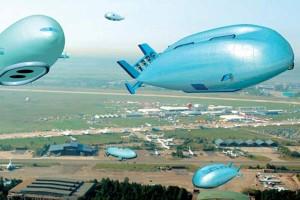 Гибридные дирижабли Zeppelin