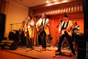На концерте группы Цветы 25.02.2011 года.