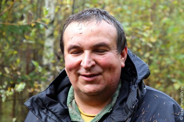 Грибник Олег.