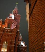 Большая кремлевская около Красной площади. Москва. 2011 год.