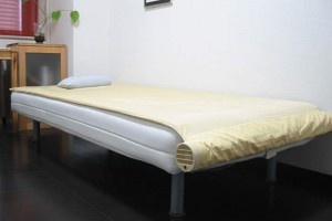 Матрас-кондиционер Air Conditioned Bed. Япония.