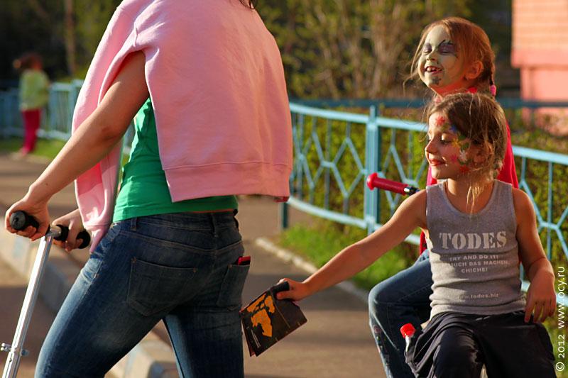 знакомство малчик и девочек переписка