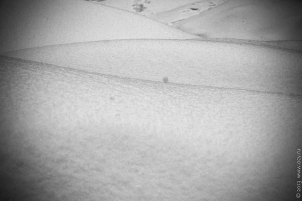 Снежная девушка.