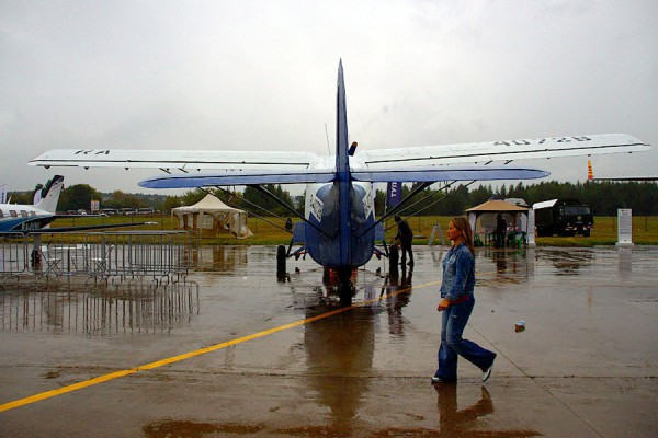 Авиасалон МАКС-2015.