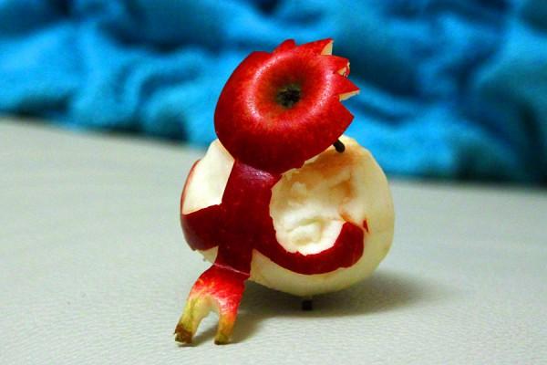 Переносчик яблок.