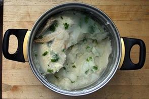 Суп в кастрюльке