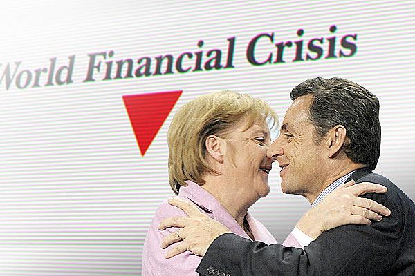 Глобальный бренд Wrorld Financial Crisis от Playoff creative services