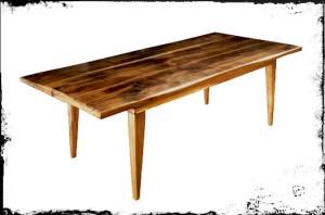 Бруклинский дизайн: мебель от Benton Custom