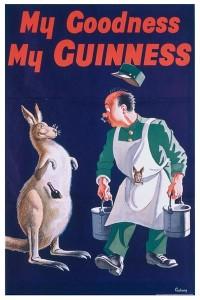 Принт Guinness