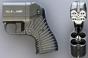 Травматический пистолет Оса