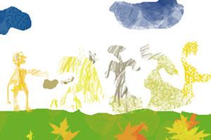 Осень глазами ребенка.