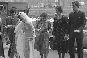 Свадьба из комсомольских времен