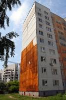 Дом в Брянске: утепление стен