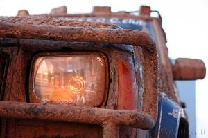 Боятся ли грязи танки?