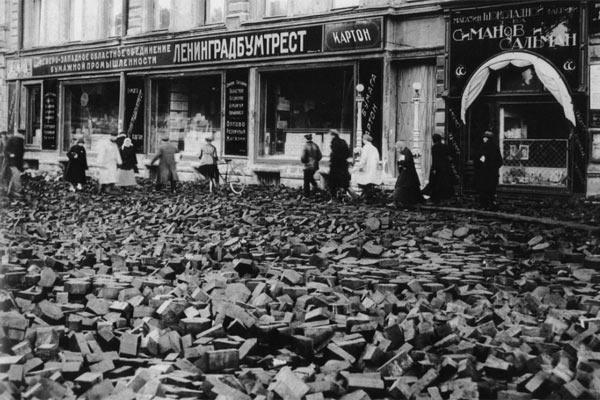 Наводнение в Ленинграде 1929 года
