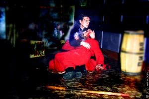 Грозный убивает своего сына в 1994 году.