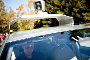 Система автомобильного автопилота от Google
