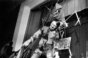 15 ноября 1992 года. Орёл. Рок-акция «Буратино жив!».