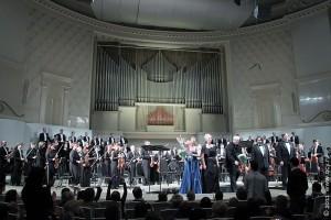 Торжественная месса (Бетховен). Концертный зал Чайковского, Москва. 22 января 2010 г.