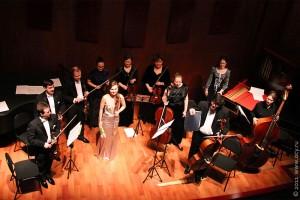 Камерный зал филармонии. Исполнители: Академический симфонический оркестр Московской филармонии.