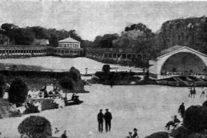 Санаторий в Старой Руссе. 1926 год.