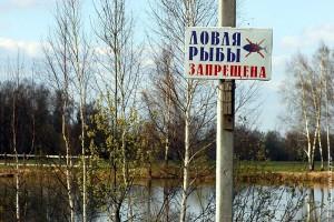 Ловля рыбы с подводных лодок запрещена.