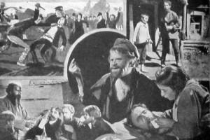 Как уничтожали «хулиганство» в советской деревне.