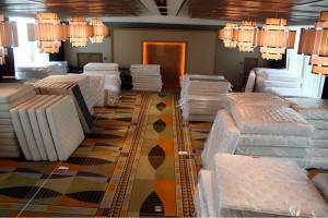 Мировая сеть гостиниц Хилтон недавно объявила о программы утилизации матрасов.