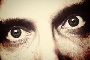 Глаза.