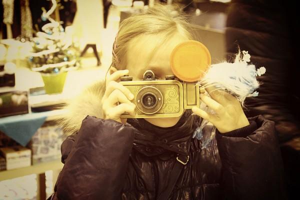 Фотограф Лиза.
