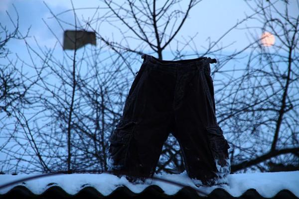 Замороженные шорты — Frozenpants.